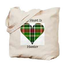 Heart - Hunter Tote Bag