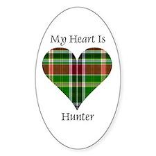 Heart - Hunter Decal
