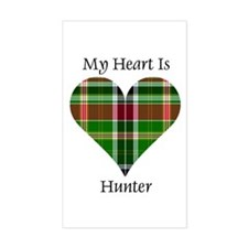 Heart - Hunter Decal