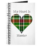 Heart - Hunter Journal