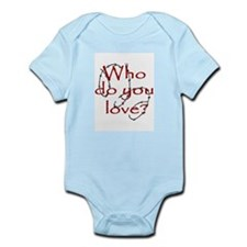 Who do you love? Infant Creeper