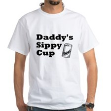 Daddy's Sippy Cup Shirt