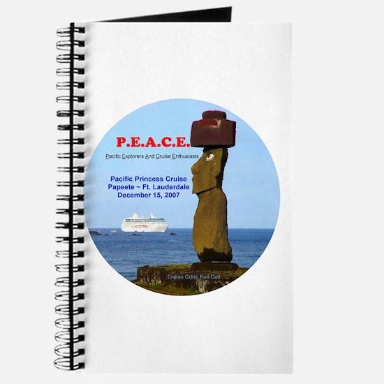 P.E.A.C.E. 2007 LOGO- Journal