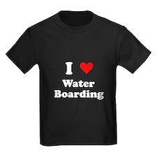 Heart Water Boarding T