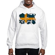 Sweden Flag Jumper Hoody