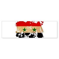 Syria Flag Sticker (Bumper 10 pk)