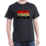 Syria Flag Dark T-Shirt