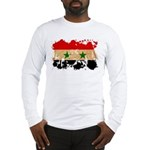Syria Flag Long Sleeve T-Shirt