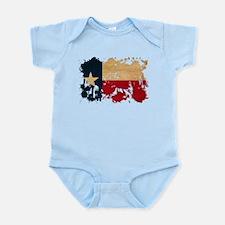 Texas Flag Infant Bodysuit