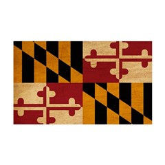 Maryland Flag 38.5 x 24.5 Wall Peel