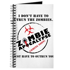 ZOMBIE T SHIRT Journal