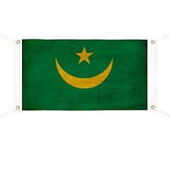 Mauritania Flag Banner