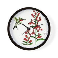 """HUMMINGBIRD"" Wall Clock"