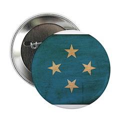 "Micronesia Flag 2.25"" Button"