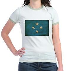 Micronesia Flag T