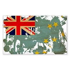 Tuvalu Flag Decal