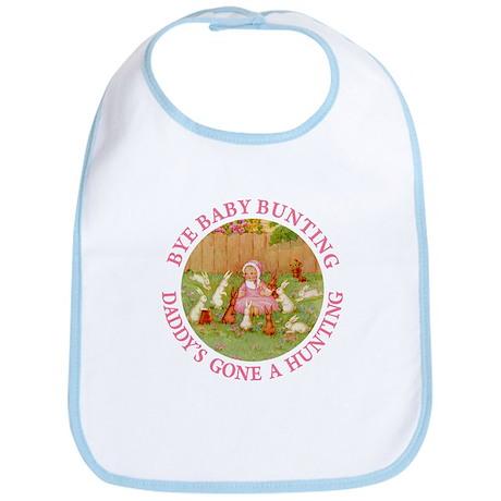 Bye Baby Bunting Bib