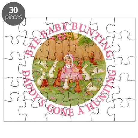 Bye Baby Bunting Puzzle