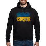 Ukraine Flag Hoodie (dark)