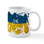 Ukraine Flag Mug