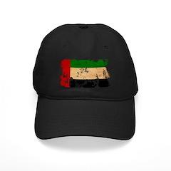 United Arab Emirates Flag Baseball Hat