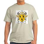 Van Oosten Coat of Arms Ash Grey T-Shirt
