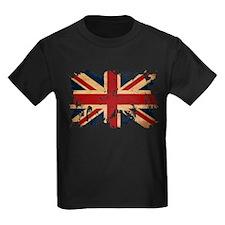 United Kingdom Flag T