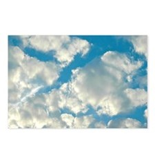 Clouds No.7 Postcards (Package of 8)
