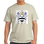 Ooms Coat of Arms Ash Grey T-Shirt
