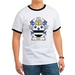 Ooms Coat of Arms Ringer T