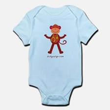 Monkey Medical Professional Infant Bodysuit