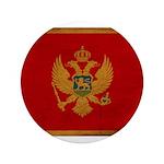 Montenegro Flag 3.5