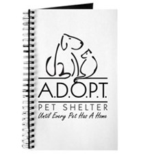Cute A.d.o.p.t pet shelter Journal
