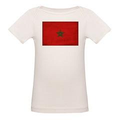 Morocco Flag Tee