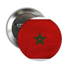 "Morocco Flag 2.25"" Button (10 pack)"