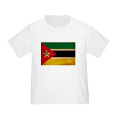 Mozambique Flag T