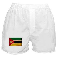 Mozambique Flag Boxer Shorts