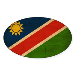Namibia Flag Decal