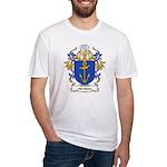 Van Noort Coat of Arms Fitted T-Shirt