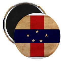 Netherlands Antilles Flag 2.25
