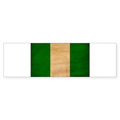 Nigeria Flag Sticker (Bumper 50 pk)