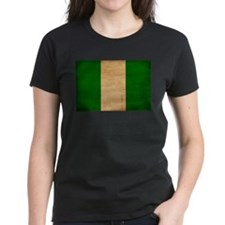 Nigeria Flag Tee