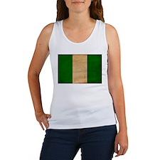 Nigeria Flag Women's Tank Top