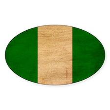 Nigeria Flag Decal