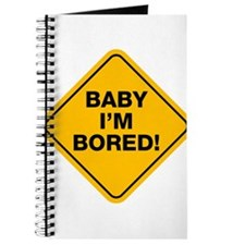 Bored baby Journal