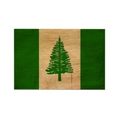 Norfolk Island Flag Rectangle Magnet (100 pack)