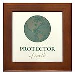 Protector of Earth Framed Tile