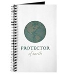 Protector of Earth Journal