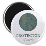 Protector of Earth Magnet