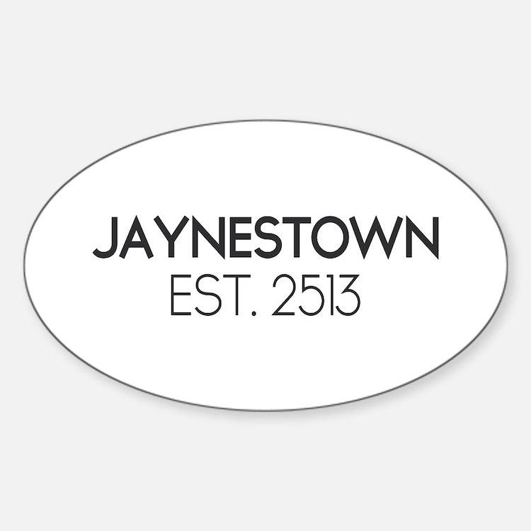 Jaynestown Est. 2513 Decal